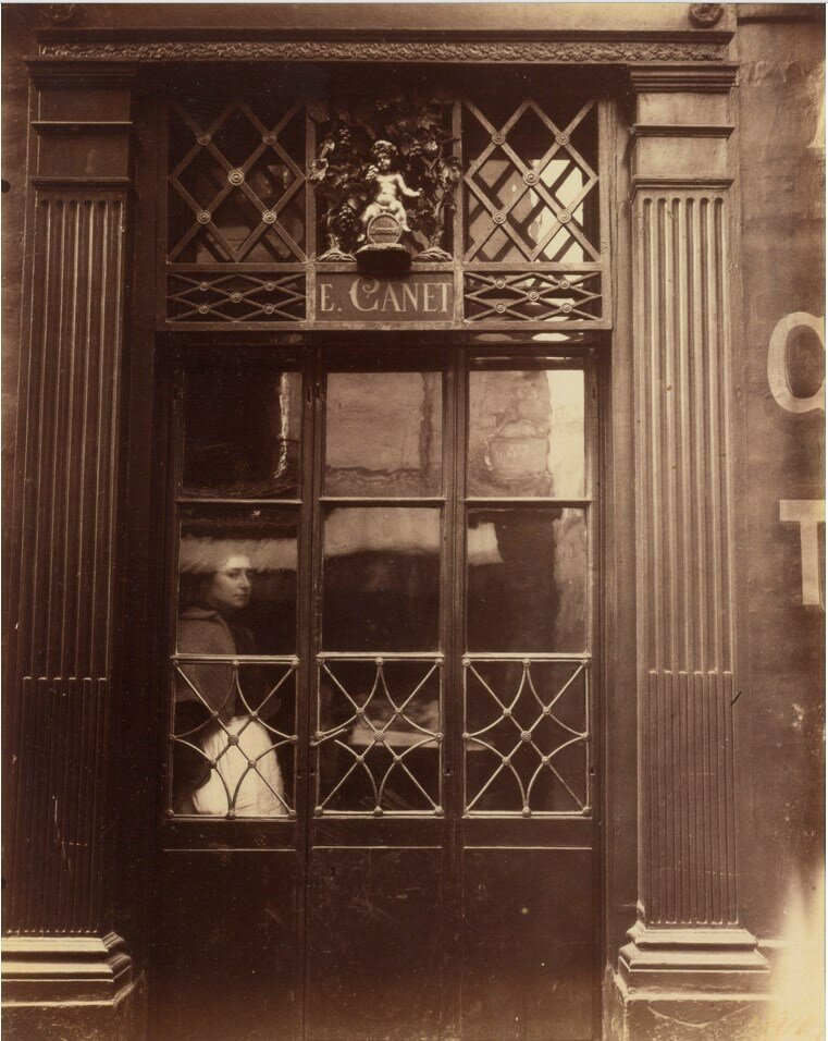 1901. Маленький Бахус». Рю де Сен-Луи-ан-л'Ил, 61