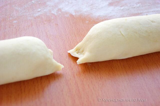 Пирожки-малышки рецепт