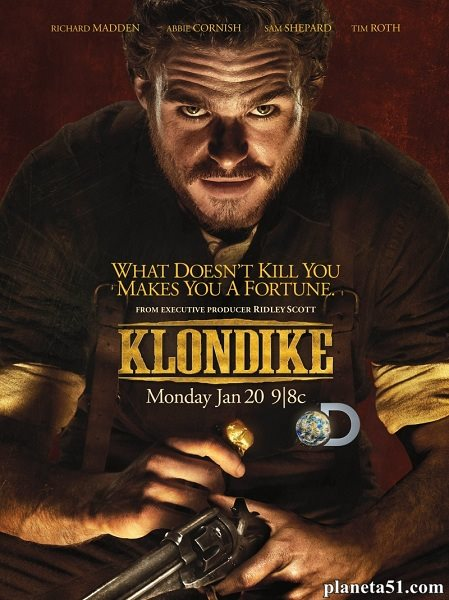 Клондайк / Klondike (2014/WEB-DL 1080p) [AlexFilm | LostFilm]