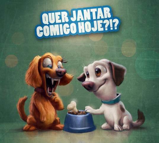 Позитивные иллюстрации Tiago Hoisela