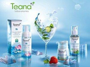 Косметика для красоты и здоровья кожи - TEANA