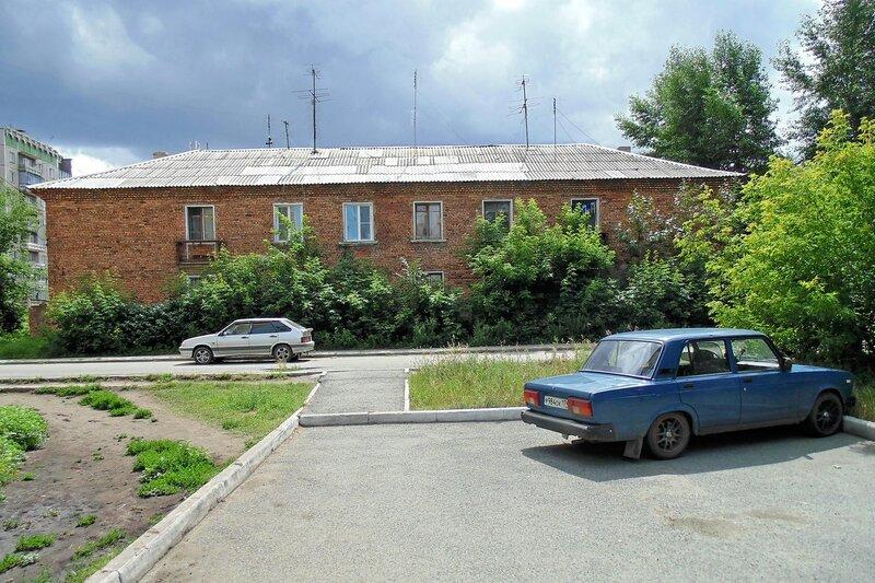 Ул. Электростальская, 5