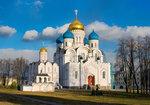 Николо-угрешский монастырь. Москва.