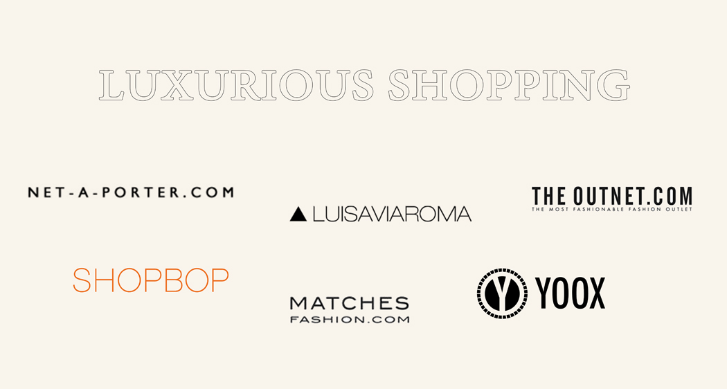 net-a-porter, shopbop, sale, blogger, luisa via roma, the outnet, matches fashion, yoox, fashion, style