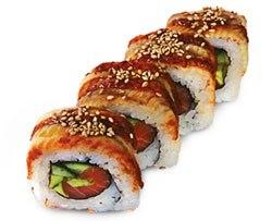 различия суши и роллов