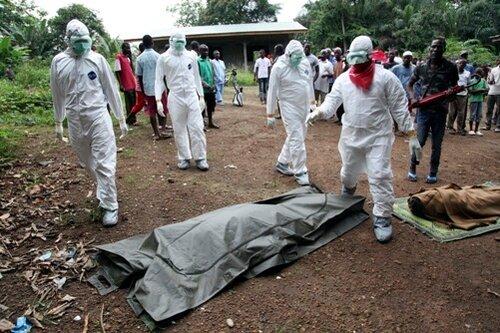 Либерия, очередные жертвы Эболы
