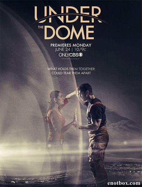 Под куполом / Under the Dome - Полный 3 сезон [2015, WEB-DLRip | WEB-DL 720p, 1080p] (LostFilm | BaibaKo)