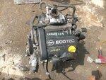 Двигатель Z10XEP 1.0 л, 60 л/с на OPEL. Гарантия. Из ЕС.