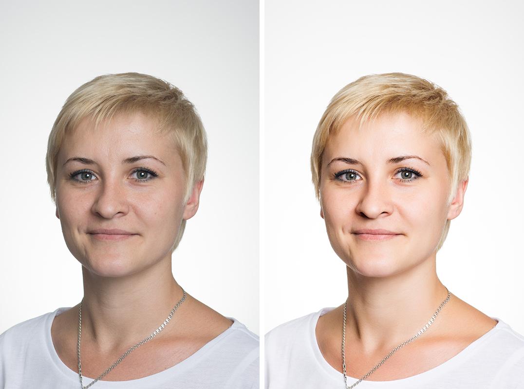 Сколько фото ретушировать после фотосессии