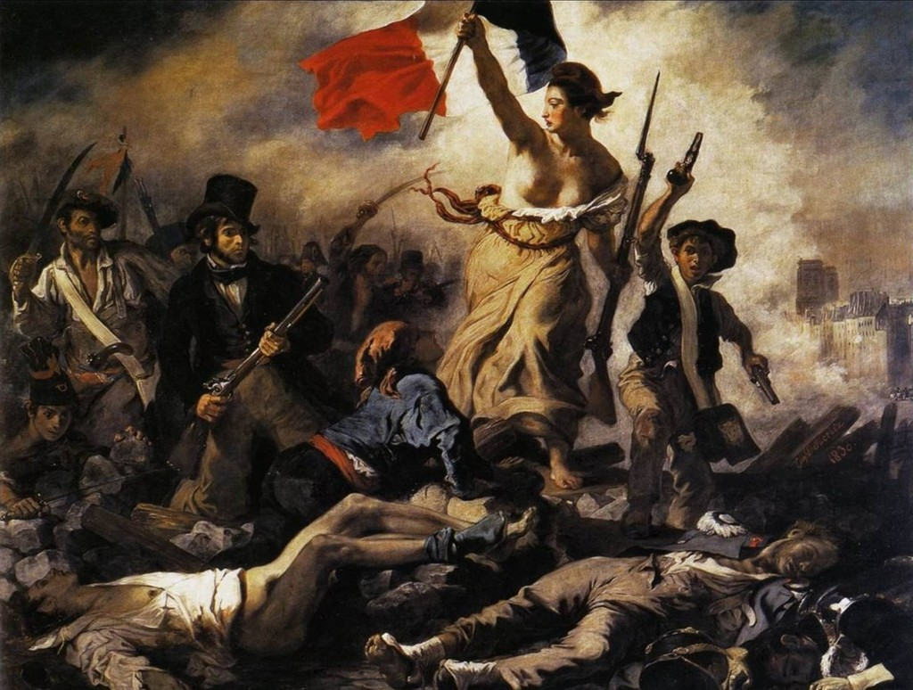 6. Не стоит забывать, что XIX век – эпоха больших перемен. Например, во Франции – это падение монарх
