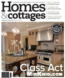 Журнал Homes & Cottages Magazine Issue 1