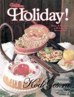 Книга Wilton Holiday!