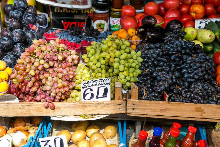 Анапа виноград