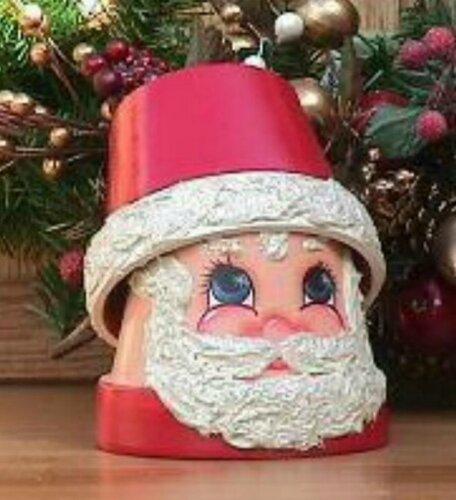 Дед Мороз - из чего сделать