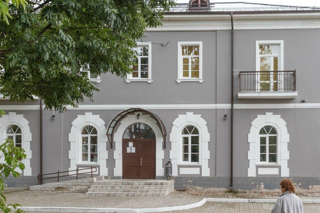 Историко-краеведческий отдел Островского филиала Военно-исторического музея Псковской области