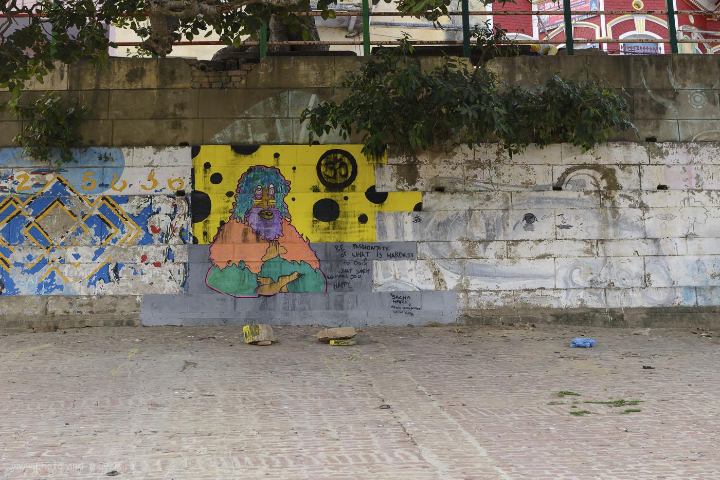 Фотография 6. Прогулка по Варанаси. Отчет о путешествии по Индии. 1/100, 9.0, 250, 60.