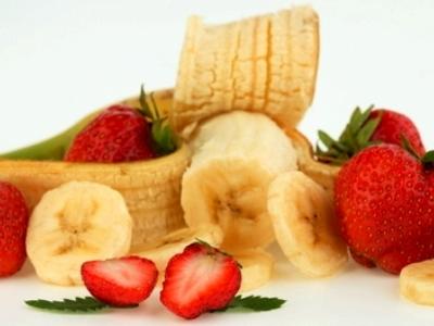 Варенье из клубники и бананов