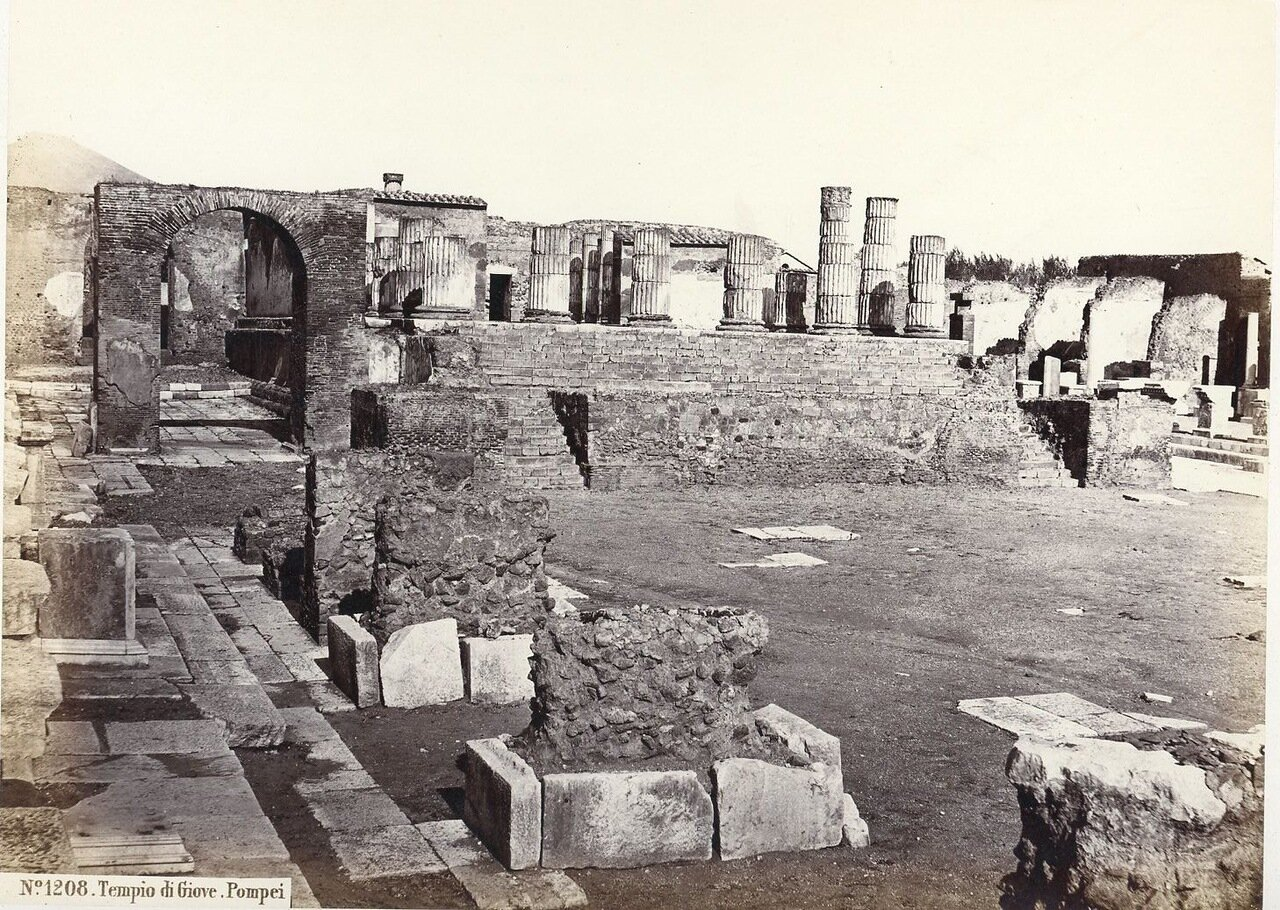 1880. Храм Юпитера