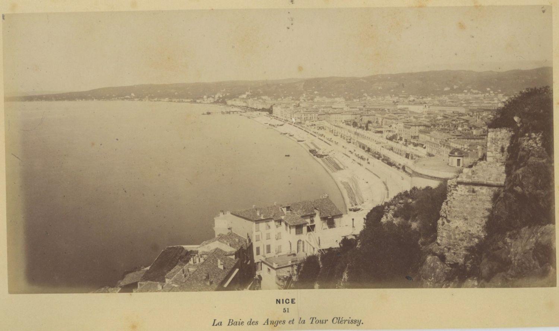 1880. Залив ангелов и башня «Клерисси»