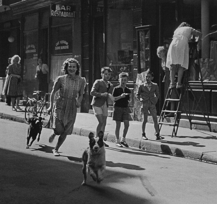 1949. Рю Сент-Луис