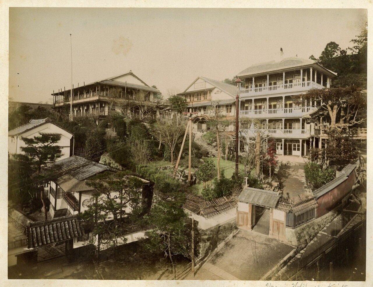 Киото. Отель «Ями»