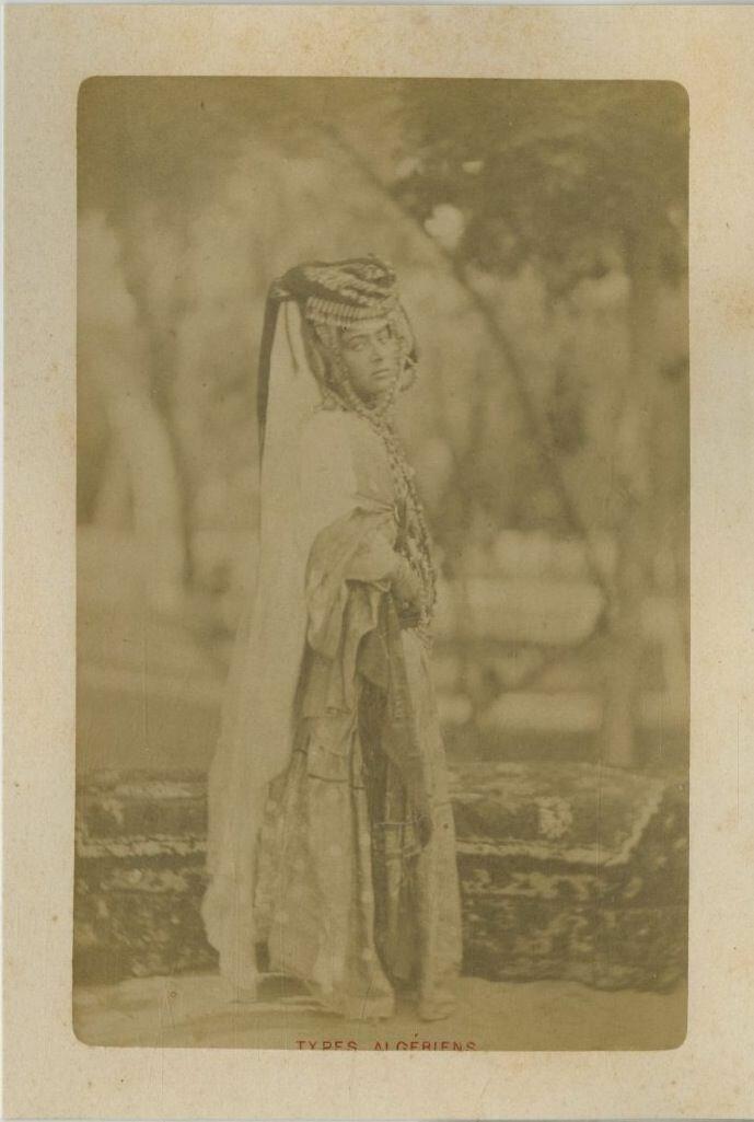 1875. Типы алжирцев