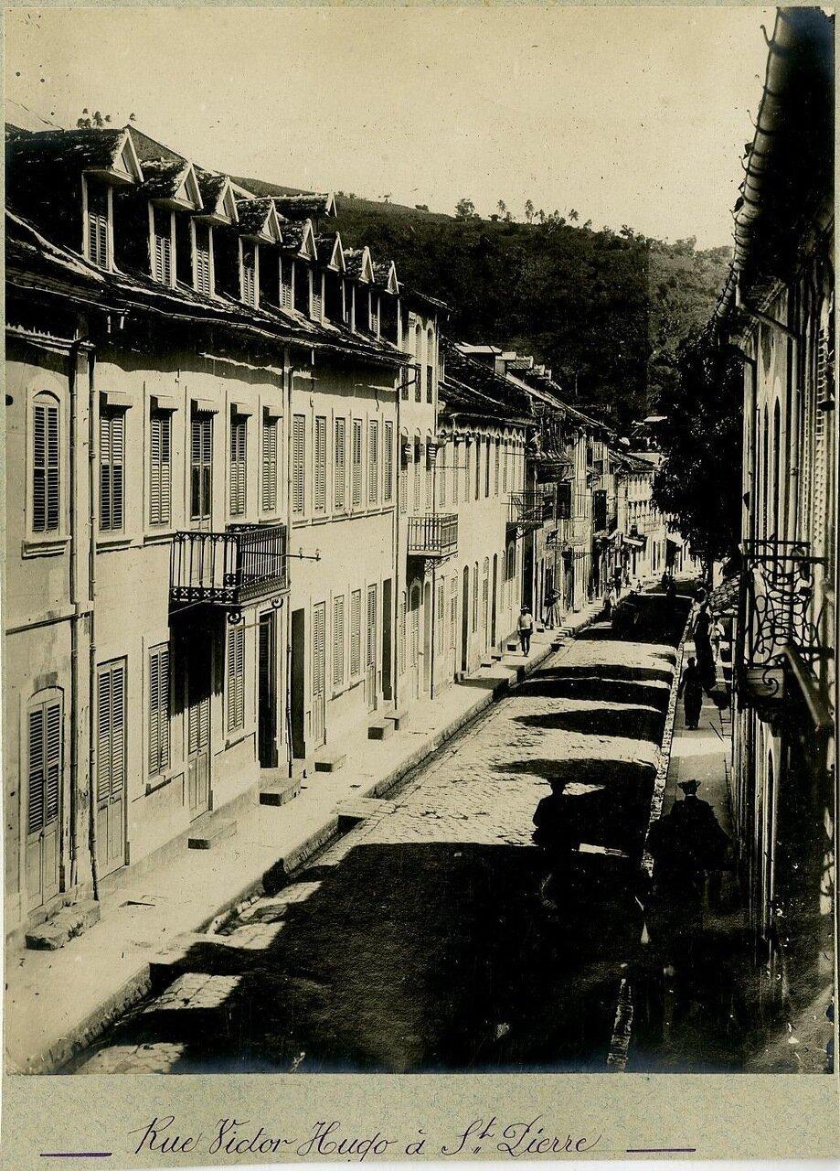 Улица Виктора Гюго
