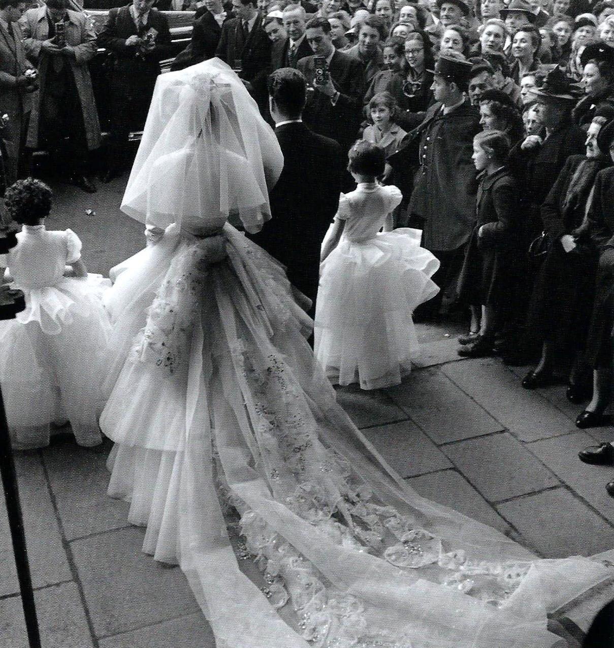 1952. Свадьба