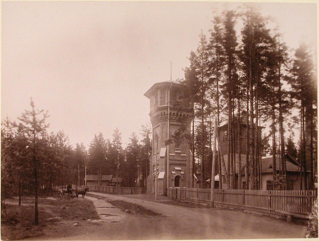 21. Водонапорная башня
