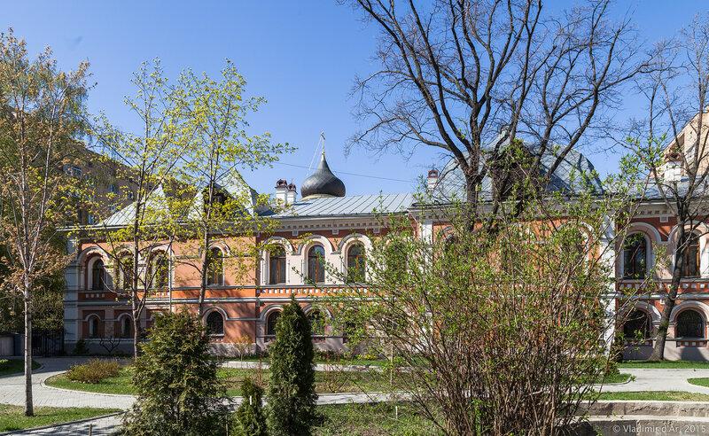 Московское Подворье Свято-Троице-Сергиевой лавры