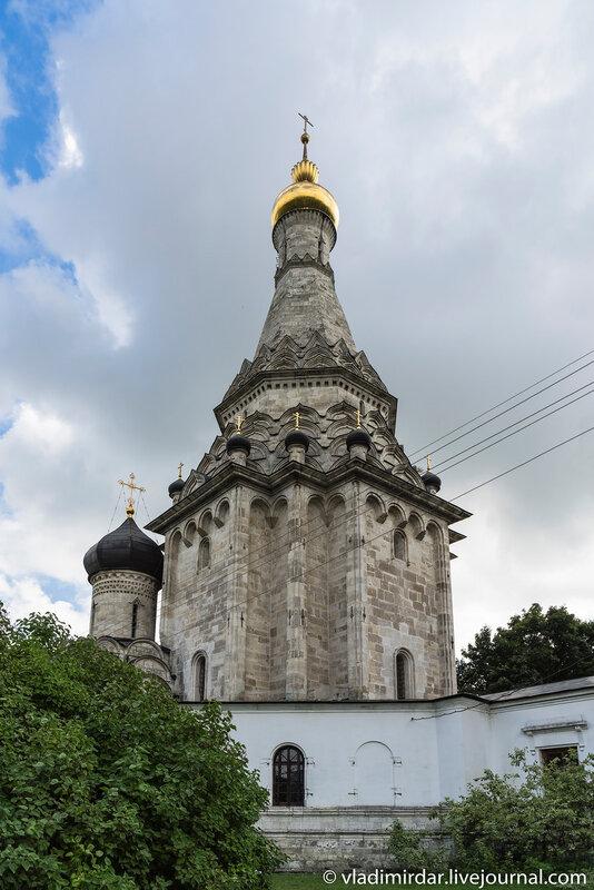 Храм Преображения Господня в селе Остров