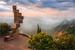 Рассвет в Montserrat...