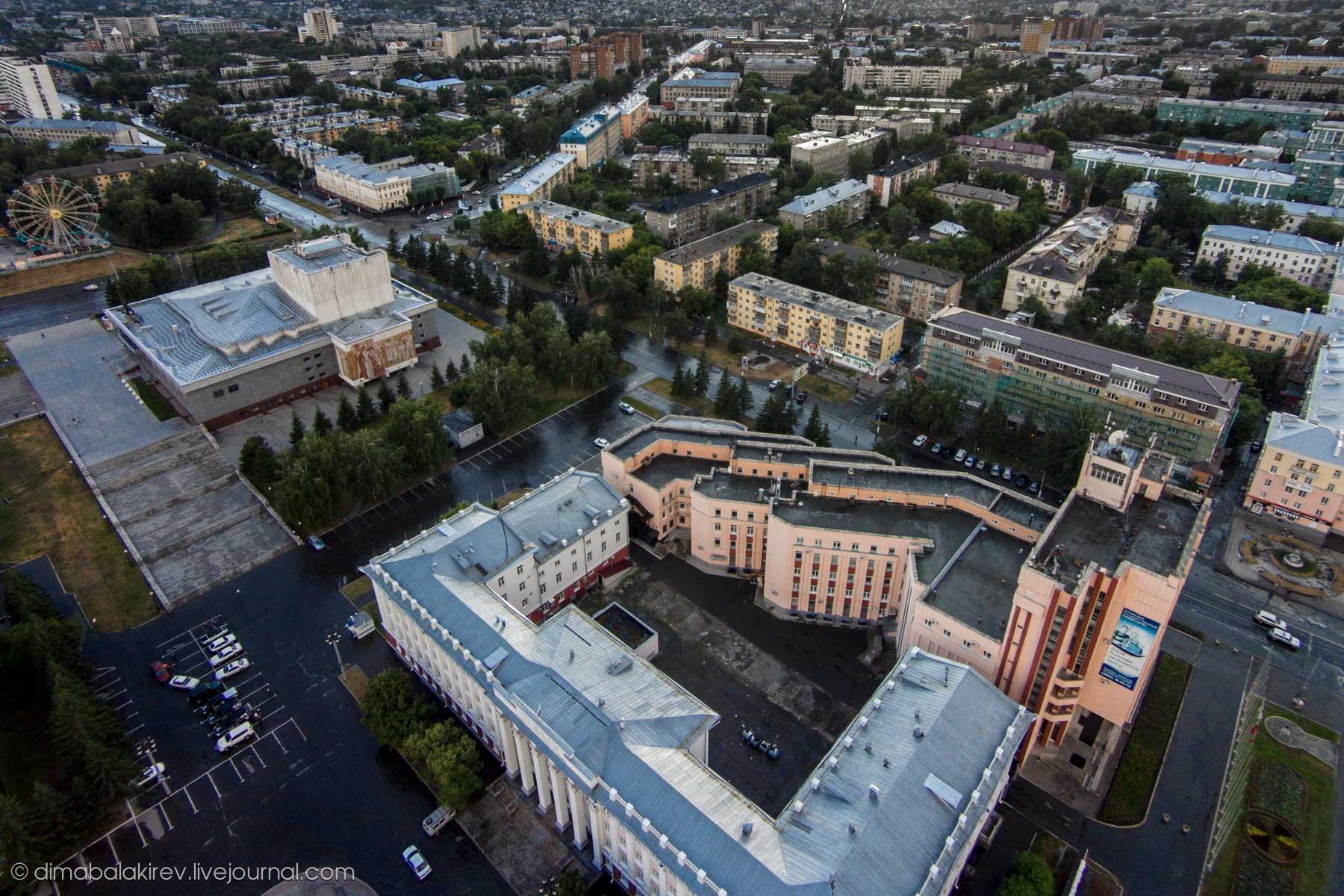 Барнаул – экспедия «Россия»