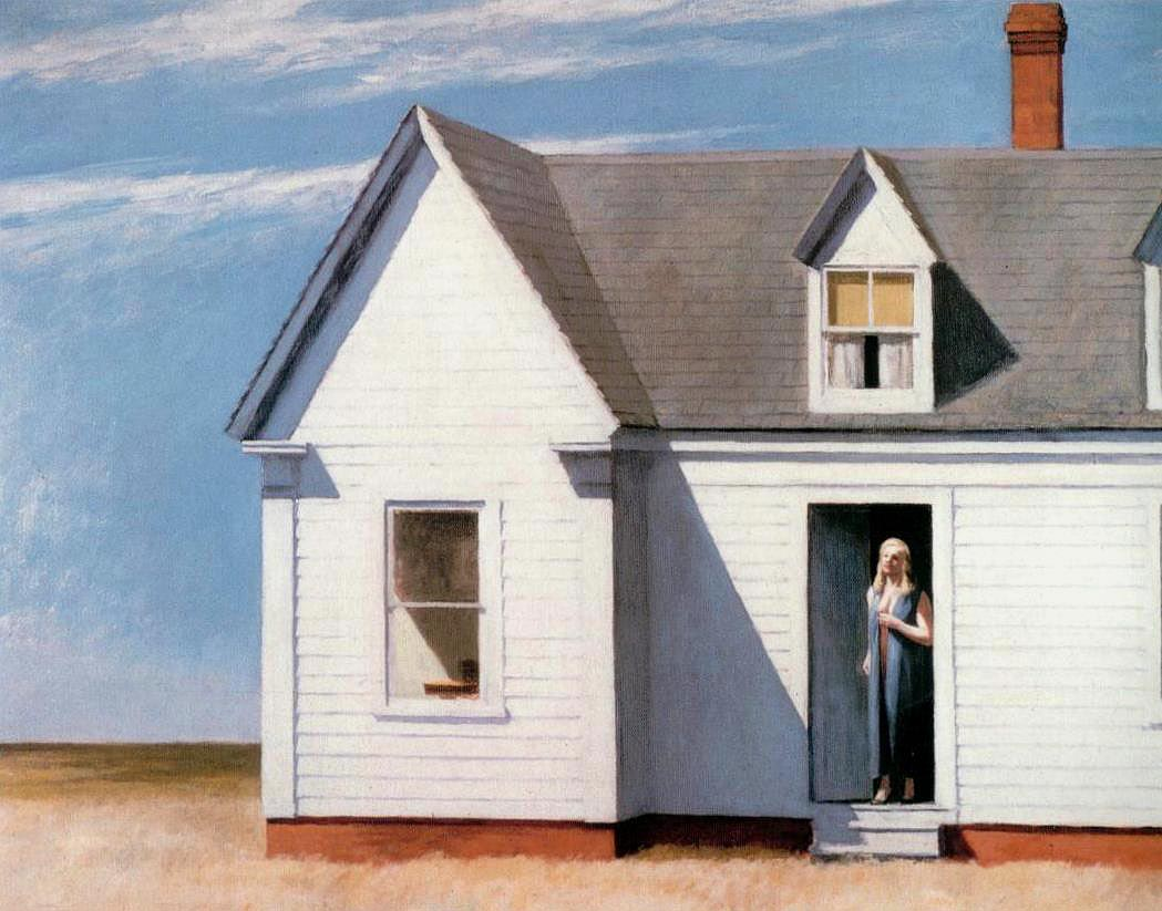 Hopper,  High Noon 1949