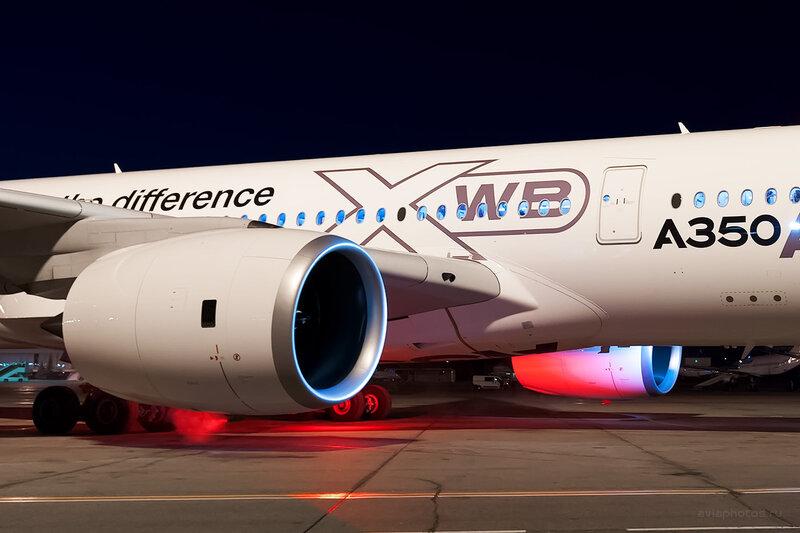 Airbus A350-941 (F-WWYB) Airbus D700162