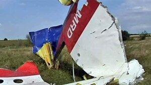 Полицейские из Нидерландов прибыли на место крушения Boeing