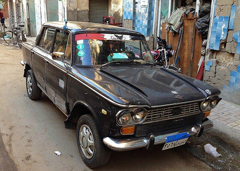 Транспорт в Египте