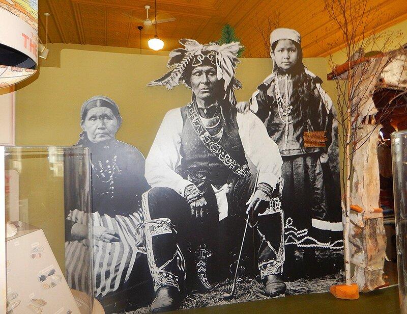 Музей культуры оджибва.
