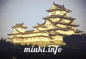 Самурайские замки древней Японии (немного истории)