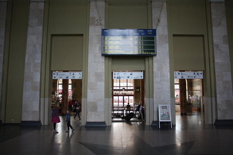 каунас жд вокзал фото летнее