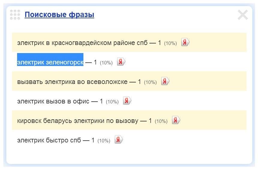 Электрик в Зеленогорске.