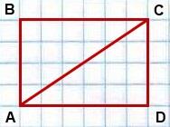 esli v parallelogramme kvadrat diagonali