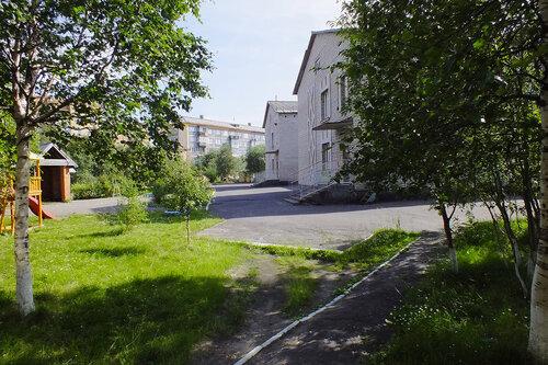 Фотография Инты №7104  Северная сторона Воркутинской 11 (детский сад