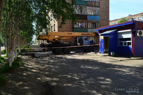 Фотография Инты №7713  Юго-восточный угол Горького 6 21.06.2015_12:51