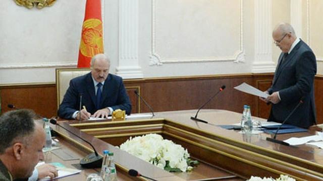 Лукашенко в сентябре посетит ОАО'Камволь с целью контроля модернизации предприятия
