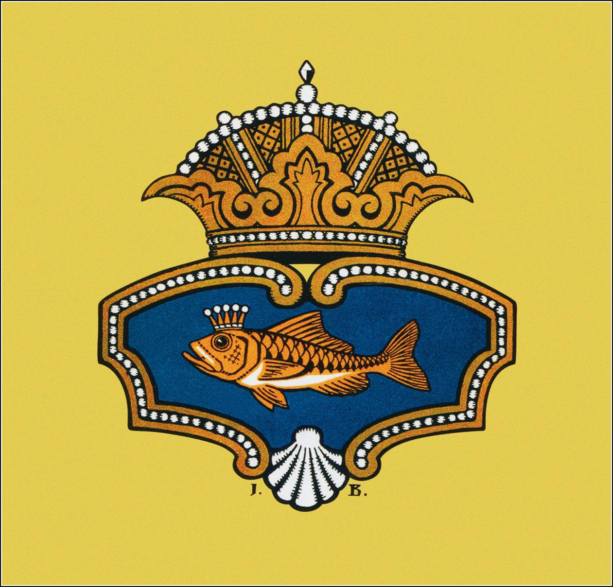 Билибин, Сказка о рыбаке и рыбке