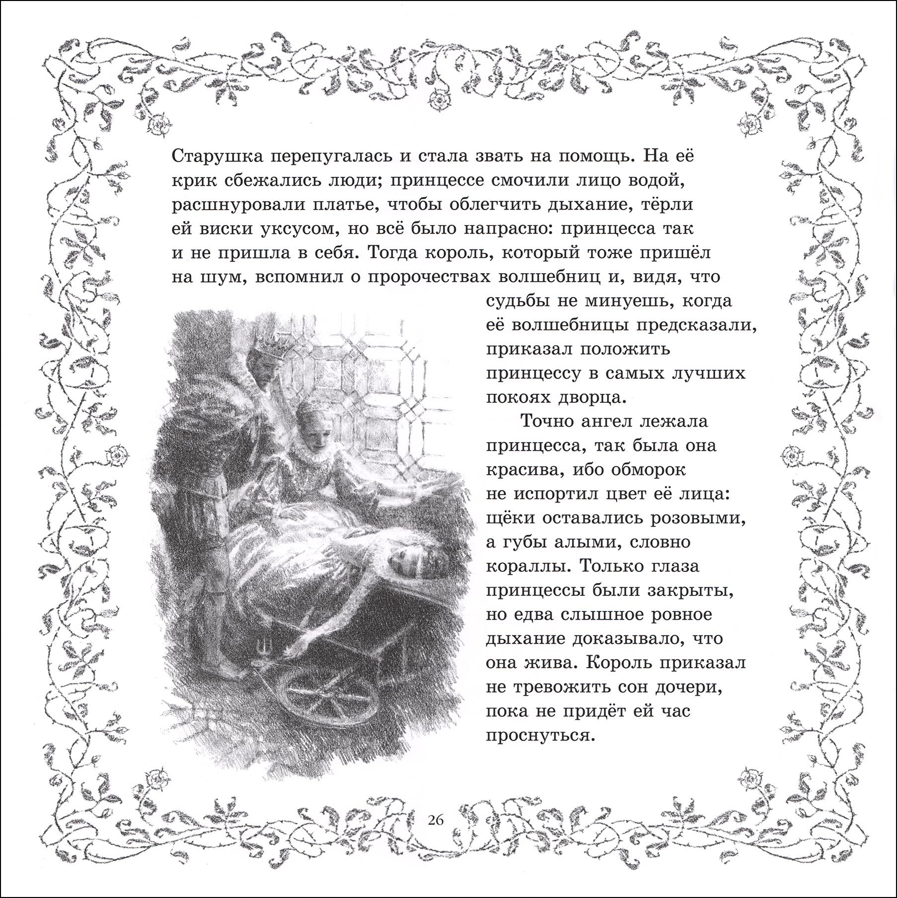 СПЯЩАЯ КРАСАВИЦА, Кристиан Бирмингем
