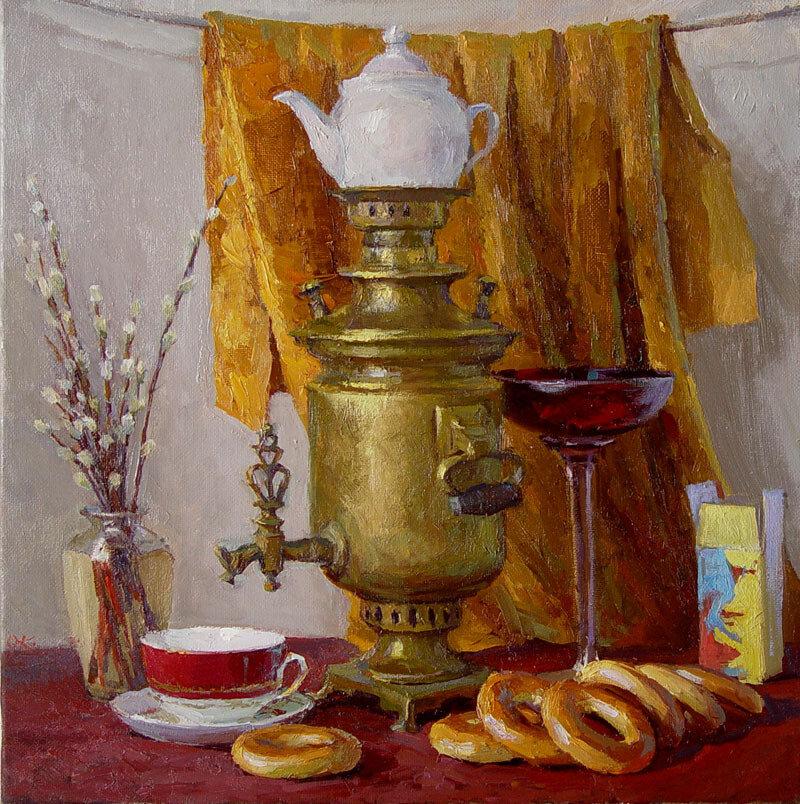Ольга Калашникова - Чай с баранками, 2007