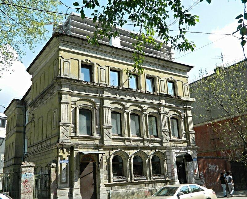 Ф.Энгельса №25.Дом. В.И.Титова