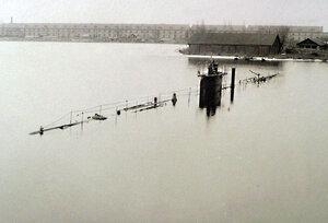 Подводная лодка Орлан пробное погружение
